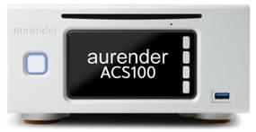 Сетевой проигрыватель Aurender ACS100 Silver