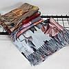 """Кашеміровий двосторонній шарф палантин """"Індіра"""" Cashmere 102002, фото 2"""