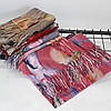 """Кашеміровий двосторонній шарф палантин """"Індіра"""" Cashmere 102003, фото 2"""