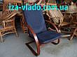 Крісло-жаба (пружина) з овальними підлокітниками, фото 3