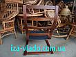 Крісло-жаба (пружина) з овальними підлокітниками, фото 6