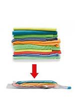 Вакуумные пакеты для хранения вещей , 80*110 см, фото 1