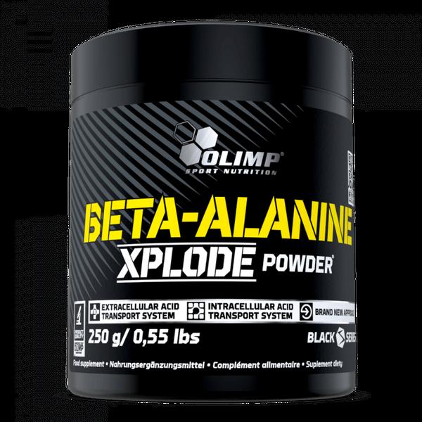 Аминокислоты Olimp Labs Beta-Alanine xplode 250 г Оригинал! (345547)
