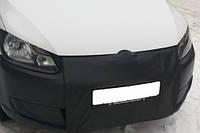 Утеплитель радиатора Volkswagen Caddy ( фольксваген кадди ) черный