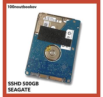 Жесткий диск Seagate Laptop Thin 500GB для ноутбука pn: 0c2t96 5400rpm 2.5 SATA3 SSHD Гибрид винчестер БУ