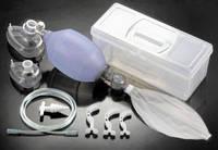 Аппарат искусственной вентиляции легких с ручным управлением c аксессуарами