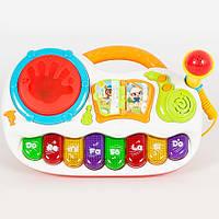 Детское Пианино для Малышей  с Микрофоном