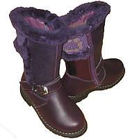 Зимние сапоги «Калория» для девочки