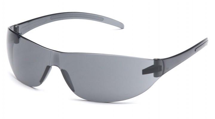 Окуляри захисні відкриті Pyramex ALAIR (gray) сірі