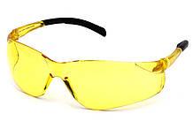 Очки защитные открытые Pyramex ATOKA (amber) желтые