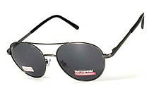 Очки защитные открытые Swag AVIATOR-1 (gray) серые
