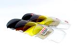 Очки защитные со сменными линзами Global Vision C-2000 KIT сменные линзы, фото 3