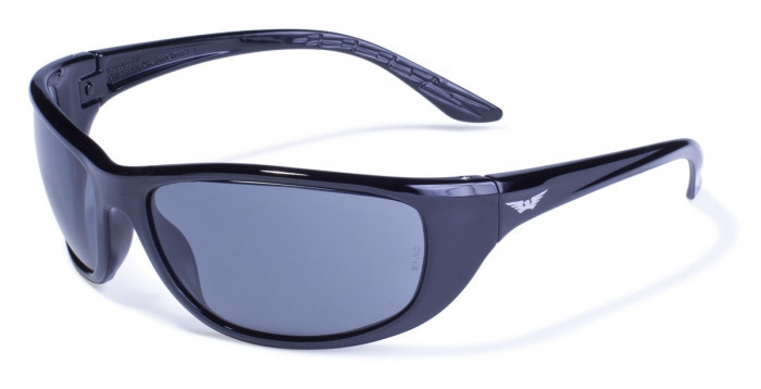 Окуляри захисні відкриті Global Vision HERCULES-6 (gray) сірі