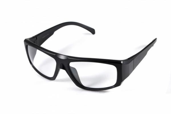 Спортивные оправы под диоптрии Global Vision IROP-11 Black (rx-able) (clear) прозрачные