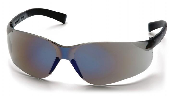 Окуляри захисні відкриті Pyramex MINI-ZTEK (blue mirror) сині дзеркальні