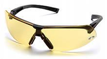 Очки защитные открытые Pyramex ONIX (amber) желтые