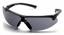 Очки защитные открытые Pyramex ONIX (gray) серые