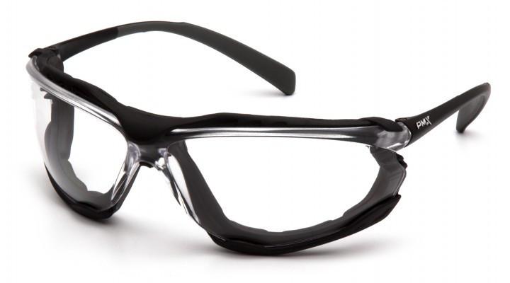 Очки защитные с уплотнителем Pyramex PROXIMITY (Anti-Fog) (clear) прозрачные