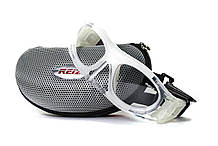 Спортивні оправи під діоптрії Best REIZ White (rx-able) (clear) прозорі