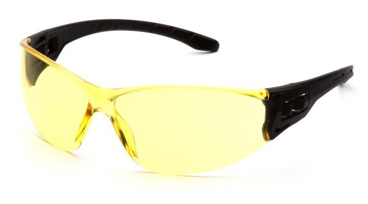 Очки защитные открытые Pyramex TRULOCK (amber) желтые