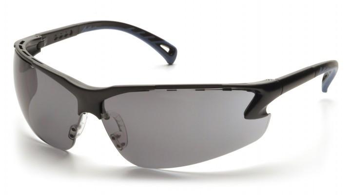 Очки защитные открытые Pyramex VENTURE-3 (gray) серые