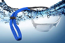 BW блакитний, шнурок-поплавок