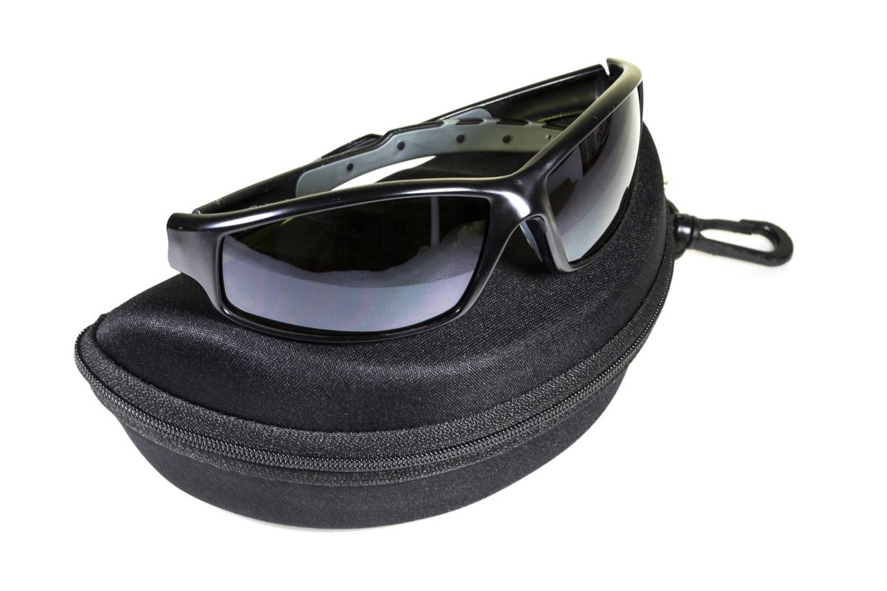 VINYL (футляр для окулярів) чорний мат.