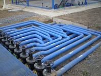 Строительство и реконструкция технологических трубопроводов складов