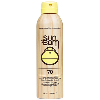 Cолнцезащитный спрей для лица и тела Sun Bum Original Spray SPF 70 170 г