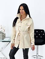 """Пальто жіноче арт. 1455 (50-52) """"ANNABELLE"""" недорого від прямого постачальника AP"""