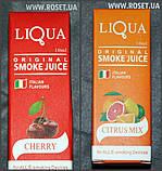 Заправки для электронных сигарет LIQUA Original Smoke Juice Italian Flavours, фото 6
