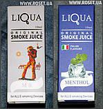 Заправки для электронных сигарет LIQUA Original Smoke Juice Italian Flavours, фото 7
