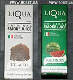 Заправки для электронных сигарет LIQUA Original Smoke Juice Italian Flavours, фото 9