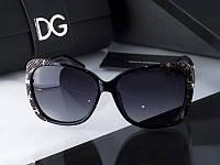 Dolce & Gabbana 6528 (черно-коричневые), фото 1