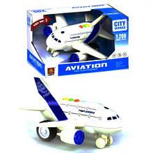 Інерційний інтерактивний літак