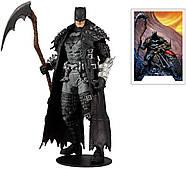 Фигурка  McFarlane Бэтмен Дэт-Метал DC Multiverse Death Metal Batman Оригинал, фото 3