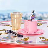 """Набор мебели для куклы baby born серии """"день рождения"""" - вечеринка с тортом (стол, стулья, аксесс.), фото 2"""