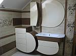 Мебель для ванной - искусство дизайна!