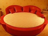 Кровать круглая Розанна. Круглая кровать под заказ, фото 1