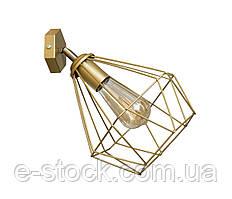 Бра в стиле лофт NL 0537-1 G MSK Electric