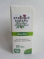 Экстракт красного корня (копеечник) 30 мл. При хроническом простатите, аденоме предстательной железы