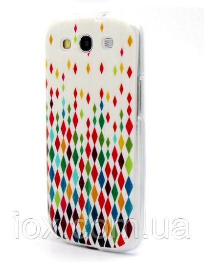 Силиконовый чехол Цвет №30 для Samsung Galaxy S3 и S3 duos