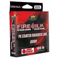 Шнур Lineaeffe Fire Silk PE Coated (3008108) 0.08 мм, 100 м, 8.05 кг