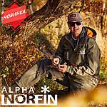 Norfin Alpha - новый демисезонный костюм для рыбалки.