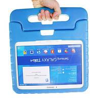 Голубой чехол для Samsung Galaxy Tab 4 10.1 / T530 / Tab 3 10.1 / P5200 / P5210