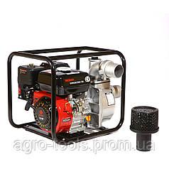 Мотопомпа бензинова WEIMA WMQGZ80-30 Euro5 (80 мм, 60 куб. м/год)