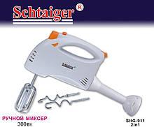 Ручной миксер-блендер Schtaiger 911-SHG 2 в 1 300 Вт