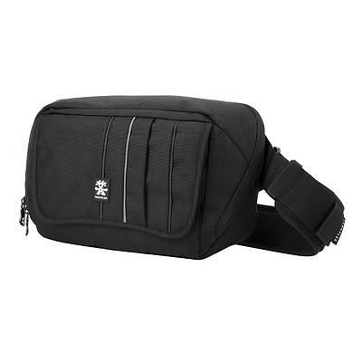 Удобная сумка для зеркального фотоаппарата Crumpler Jackpack 5500 (dull black/dk.mouse grey), JP5500-001