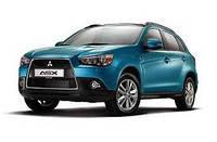 Брызговики Mitsubishi ASX (2010 - 2012)
