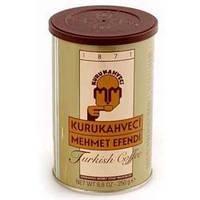 Кофе «Курукахведжи Мехмет Эфенди» — 250 граммовая банка.